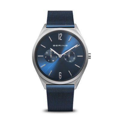 principal Reloj Bering Ultra Slim 17140-307 hombre acero