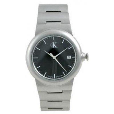 principal Reloj Calvin Klein K1811111 Hombre Negro Cuarzo Armis