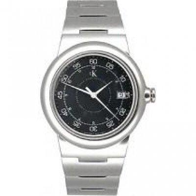 principal Reloj Calvin Klein K1811130 Hombre Negro Cuarzo Armis