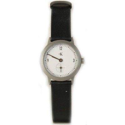 principal Reloj Calvin Klein K3232.20 Mujer Blanco Cuarzo Analógico