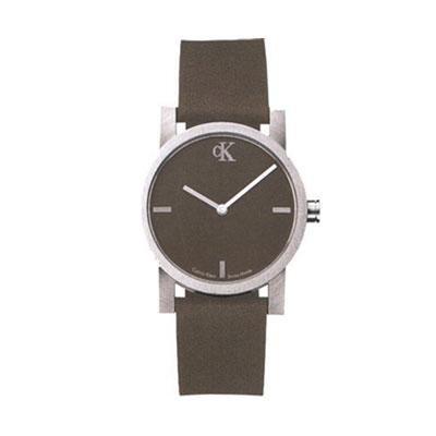 principal Reloj Calvin Klein K7111.63 Mujer Marrón Cuarzo Analógico
