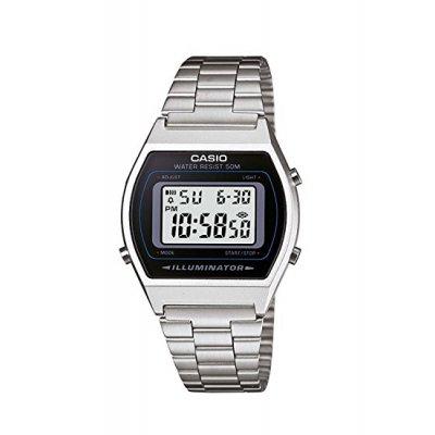acfcdbc1a99c Reloj Casio B640WD-1AVEF Unisex Negro Acero Calendario - Joyería Francisco  Ortuño