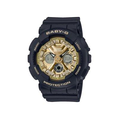 principal Reloj Casio BABY-G BA-130-1A3ER mujer dorado