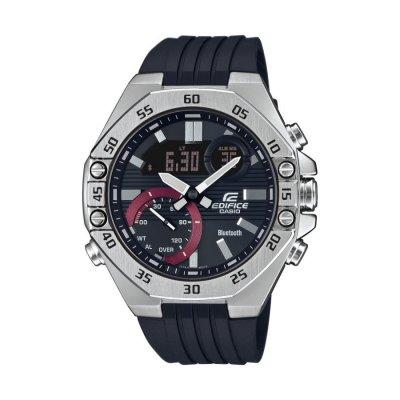 principal Reloj Casio EDIFICE ECB-10P-1AEF hombre acero negro