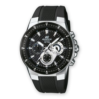 Negro 1avef Ef Hombre Cronómetro Casio Reloj Edifice 552 5LqA4Rjc3
