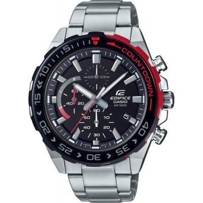 principal Reloj Casio Edifice EFR-566DB-1AVUEF Hombre Rojo Cronómetro