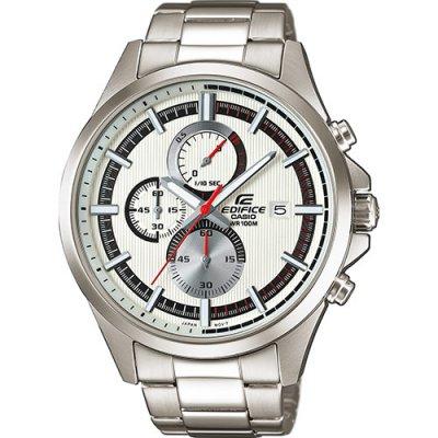 b466e40ba3d4 Reloj Casio Edifice EFV-520D-7AVUEF Hombre Blanco Cronómetro - Joyería  Francisco Ortuño