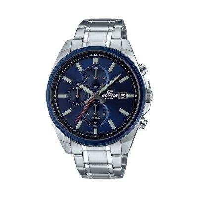 principal Reloj Casio EDIFICE EFV-610DB-2AVUEF hombre acero