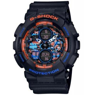 principal Reloj Casio G-Shock GA-140CT-1AER hombre resina