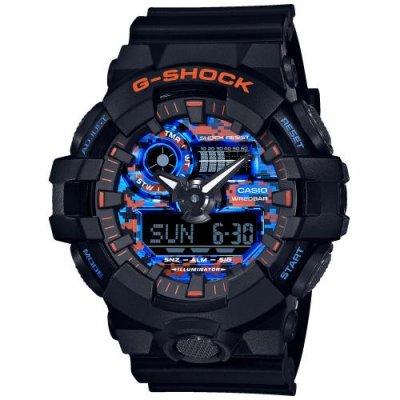 principal Reloj Casio G-Shock GA-700CT-1AER hombre resina