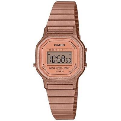principal Reloj Casio Vintage mini LA-11WR-5AEF unisex