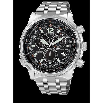 principal Reloj Citizen Crono Pilot E660 CB5860-86E Eco-Drive hombre