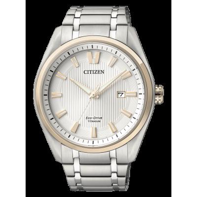 principal Reloj Citizen Hombre 1240 AW1244-56A Eco-Drive