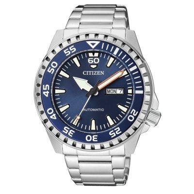 principal Reloj Citizen Off collection NH8389-88L acero