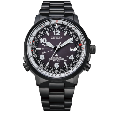 principal Reloj Citizen Pilot CB0245-84E Eco-Drive hombre