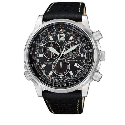 principal Reloj Citizen Radiocontrol CB5860-19E Crono Pilot E660 Eco-Drive