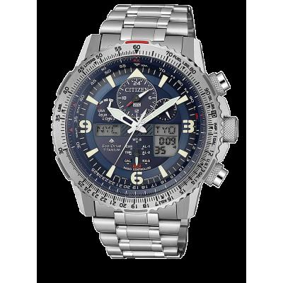principal Reloj Citizen Super Pilot JY8100-80L Eco-Drive hombre