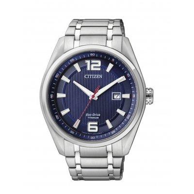 principal Reloj Citizen Super Titanium AW1240-57M Hombre 1240 Eco-Drive