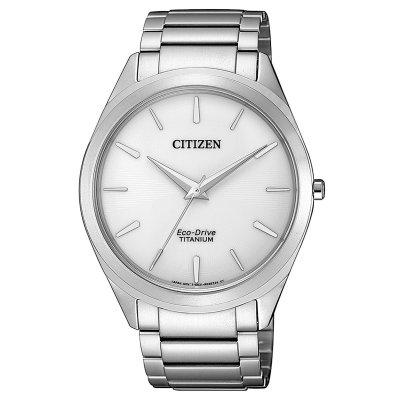 principal Reloj Citizen Super Titanium BJ6520-82A HOMBRE ELEGANT Eco-Drive
