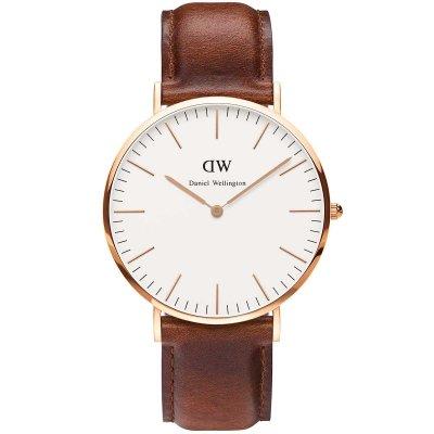 principal Reloj Daniel Wellington Classic Mawes DW00100006 Hombre