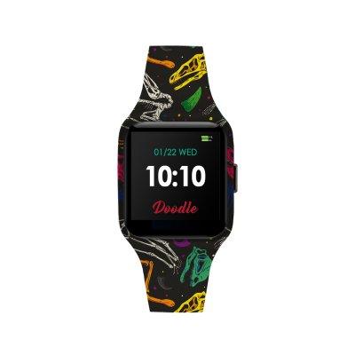 principal Reloj Doodle Smartwatch DOSW003 unisex silicona