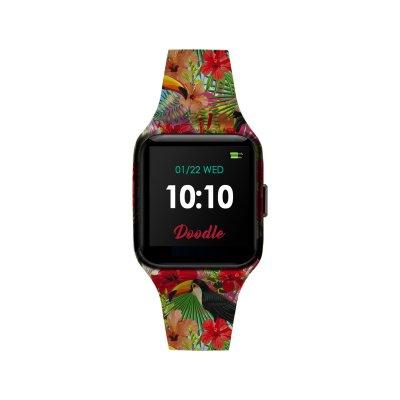 principal Reloj Doodle Smartwatch DOSW005 unisex silicona