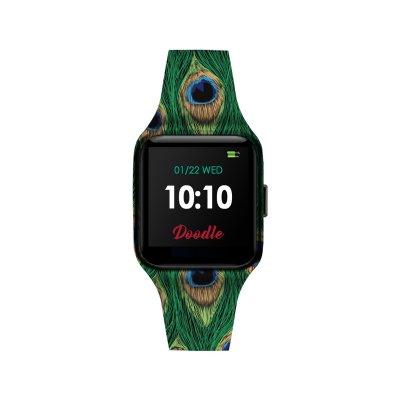 principal Reloj Doodle Smartwatch DOSW006 unisex silicona