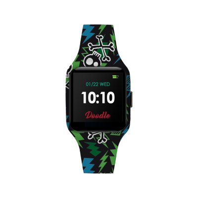 principal Reloj Doodle Smartwatch DOSW010 unisex silicona