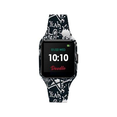 principal Reloj Doodle Smartwatch DOSW011 unisex silicona