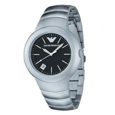 23a1441c7e71 Reloj Emporio Armani AR0802 Hombre Negro Armis Cuarzo - Joyería Francisco  Ortuño