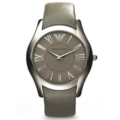 9b5eef5aed40 Reloj Emporio Armani AR2057 Hombre Gris Cuarzo Analógico - Joyería  Francisco Ortuño