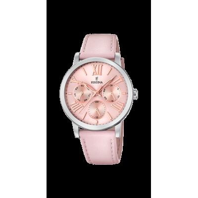 principal Reloj Festina BOYFRIEND F20415/2 mujer acero.