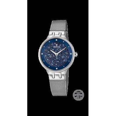 principal Reloj Festina MADEMOISELLE F20385/2 mujer acero.