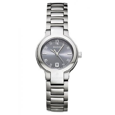 principal Reloj Gucci 8905 YA089505 Unisex Acero Plateado