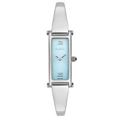 principal Reloj Gucci YA015535 Mujer Acero Plateado