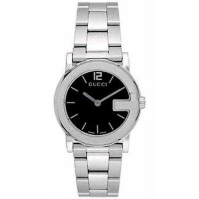 principal Reloj Gucci YA101505 Mujer Negro Armis Cuarzo