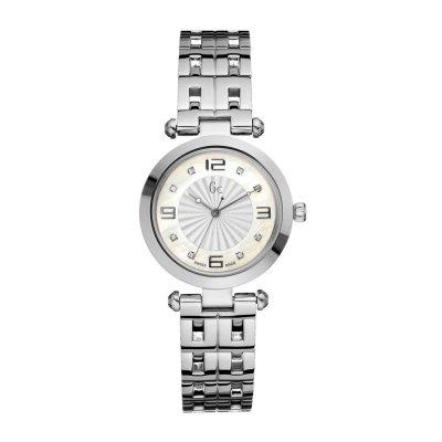 principal Reloj Guess Collection X17106L1S Mujer Nácar Armis Diamantes