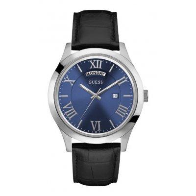 principal Reloj Guess Gents Metropolitans W0792G1 Hombre Blanco
