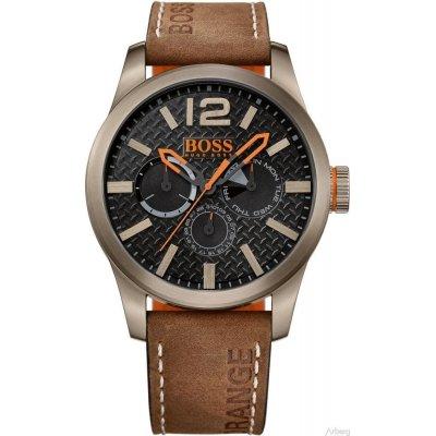 principal Reloj HUGO BOSS Orange 1513240 Hombre Piel Marrón