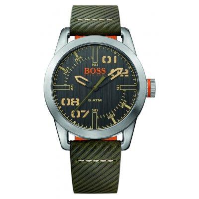 principal Reloj Hugo Boss Orange Oslo 1513415 Hombre Negro