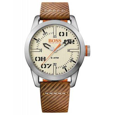 principal Reloj Hugo Boss Orange Oslo 1513418 Hombre Beige