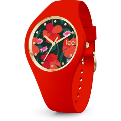principal Reloj Ice-Watch Flower - Floral passion - Small  - 3H IC017576 mujer