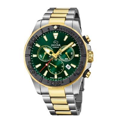 principal Reloj Jaguar executive J873/2 hombre acero