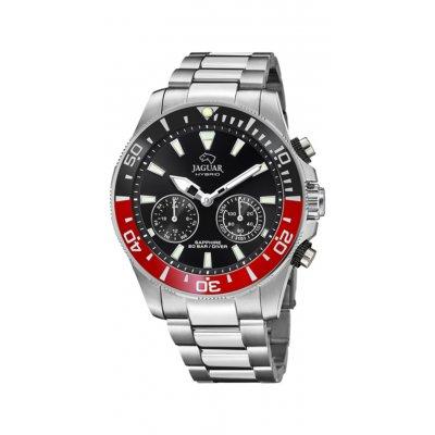 principal Reloj Jaguar Hybrid J888/3 Hombre acero bicolor
