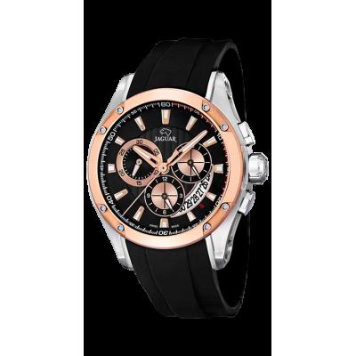 principal Reloj JAGUAR SPECIAL EDITION J689/1 Hombre Caucho Cronográfo
