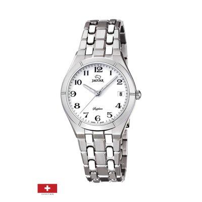 principal Reloj Jaguar Woman J671/6 Daily class acero mujer