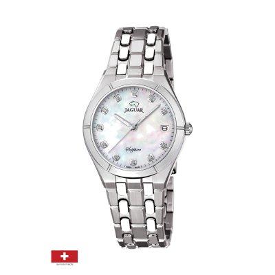 principal Reloj Jaguar Woman J671/A Daily class acero mujer