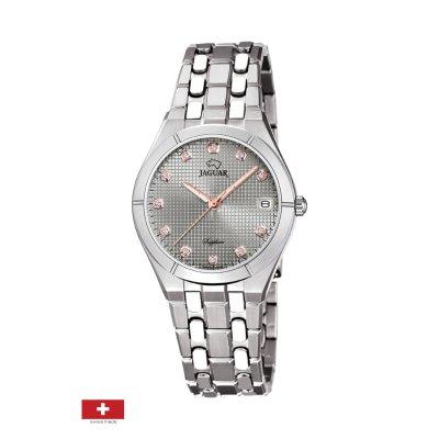 principal Reloj Jaguar Woman J671/B Daily class acero mujer