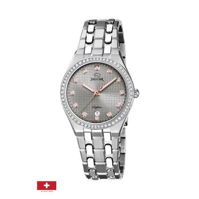 principal Reloj Jaguar Woman J694/3 Daily class acero mujer