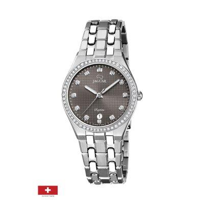 principal Reloj Jaguar Woman J694/4 Daily class acero mujer